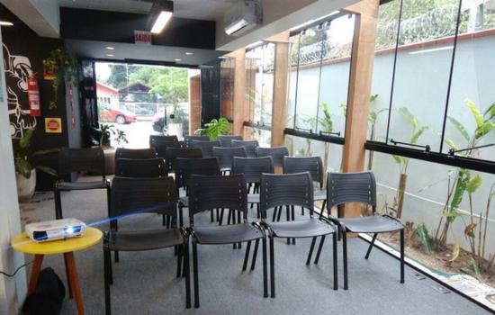 Foto do Auditório e Espaço para Eventos e Palestras na JBC em Joinville