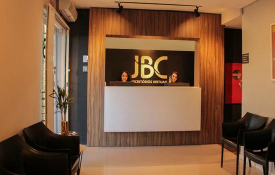 recepção da JBC Coworking
